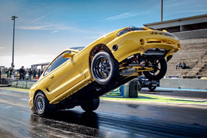 Meet The Fastest Manual Ford Mustang On The Planet