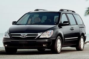 2008 Hyundai Entourage Review: One-Hit Wonder