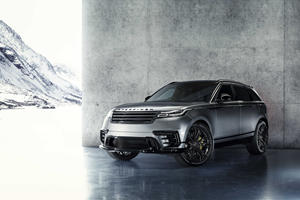 Overfinch Takes Range Rover Velar To The Next Level
