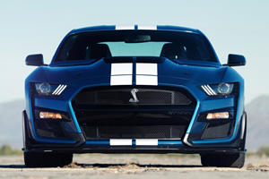 Listen To The New Ford Mustang Shelby GT500 Clear Its Pipes
