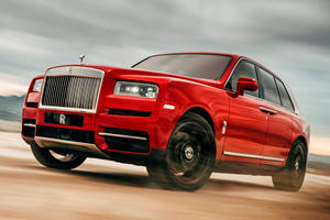 Too Many Rich People Want The Rolls-Royce Cullinan