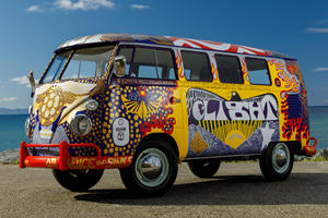 The Iconic VW 'Light' Bus Brought Back To Life