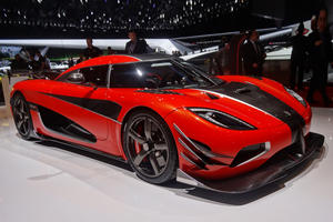 Koenigsegg's Affordable Supercar Could Have A Small V8
