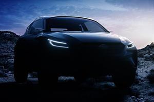 Subaru Viziv Adrenaline Concept Previews Spicy New Hot Hatch