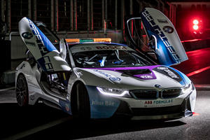 BMW i8 Pace Car Comes With BMW M Components
