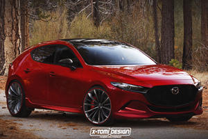 The New Mazda3 Would Make For One Sweet Hot Hatch