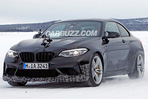 The Hardcore BMW M2 CS Looks Ready For A Fight