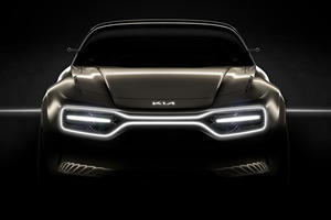 Kia To Reveal Stylish Electric Concept In Geneva