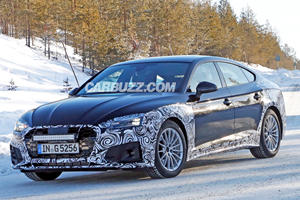 First Look At 2020 Audi A5 Sportback