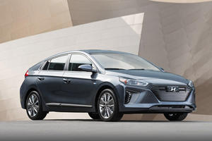 2019 Hyundai Ioniq Hybrid Review