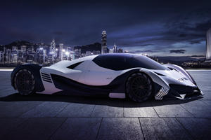 Production-Ready 5,000-HP Devel Sixteen Coming This Year