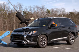 Which Small SUVs Have The Best Pedestrian Safety?