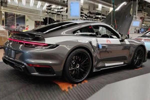 Take A Look At The New 911 Turbo Way Before Porsche Wants You To