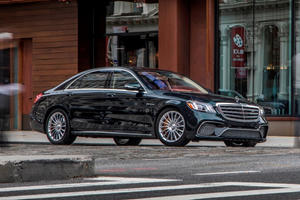 Say Goodbye To The Mercedes-AMG S65 Sedan