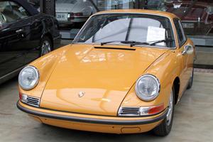 Porsche 911 Evolution: The Original 911 (1963 - 1974)