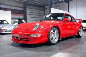 Porsche 911 Evolution: Type 993