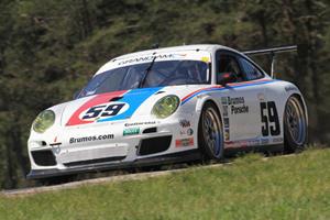 Brumos Racing gets Special Edition Porsche 911 GT3 Cup