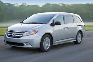 Woman Awarded $37 Million After Honda Odyssey Crash