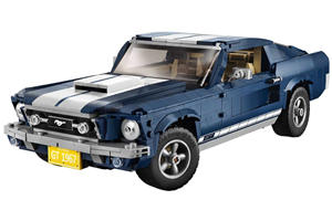 Classic Ford Mustang Fastback Is The Ultimate Boy's Toy