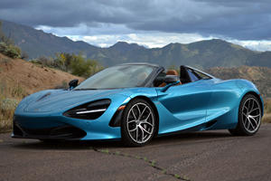 2020 McLaren 720S Spider First Drive Review: A Topless Heat-Seeking Missile With Manners