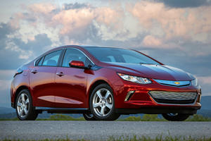 GM Pulls The Plug On The Chevrolet Volt