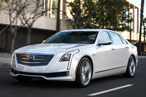 Chevrolet Impala And Cadillac CT6 Receive Life Extension