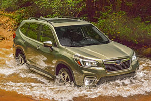 Subaru Ranked Top Brand By Consumer Reports