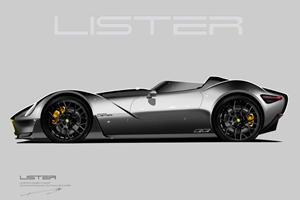New Lister Roadster Looks Like A Jaguar F-Type On Steroids