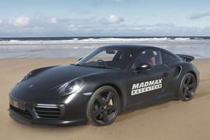 This 1,200 HP Porsche 911 Could Set A Unique Speed Record