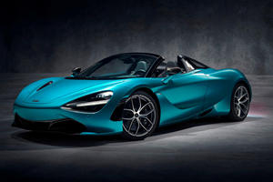 McLaren Expects To Sell A Ton Of Convertibles