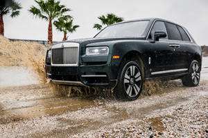 2019 Rolls-Royce Cullinan First Drive Review: No SUV Can Compare