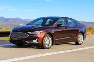 """Ford Mustang-Inspired EV Crossover Will """"Go Like Hell"""" 