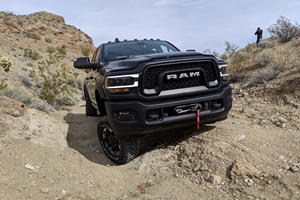 2019 Ram Heavy Duty First Drive Review: Weightlifter In A Suit