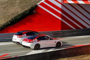 Alfa Romeo Celebrates F1 Return With Limited Edition Models