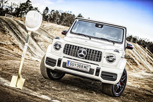 Mercedes Creates New Offroad Playground For G-Class