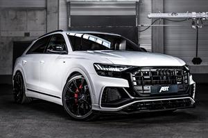 Audi Q8 Gets Serious Dose Of Attitude