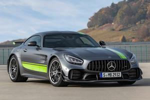 New Mercedes-AMG GT Details Have Arrived