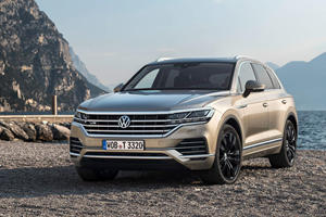 New V8 Touareg Is Another Knife In The Heart For VW Fans