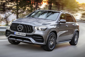 Say Hello To The 2020 Mercedes-AMG GLE53