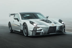 Ginetta's New Supercar Is A 200-MPH Monster