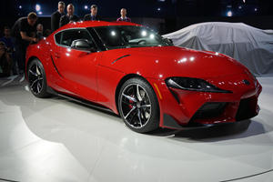 2020 Toyota Supra Owners Will Soon Get A 2JZ Engine Swap Kit