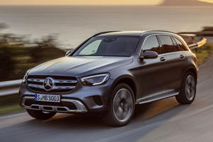 2020 Mercedes GLC Updated Inside, Out, And Under The Hood