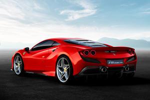 Compare Ferrari 488 Spider Vs Ferrari F8 Tributo Carbuzz