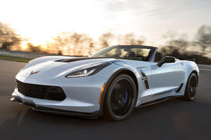 Chevrolet Can't Decide When To Stop Selling C7 Corvettes