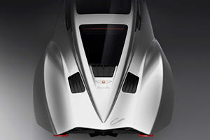 Hispano Suiza Teases 1,000-HP Electric Supercar