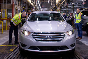 The Ford Taurus Is Finished Because Of The New Explorer