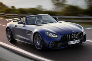 Introducing The Limited Edition Mercedes-AMG GT R Roadster