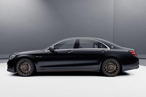 Mercedes-AMG S65 Final Edition Sends Off The V12 Performance Limo