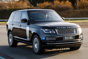 Range Rover Sentinel Offers Body Armor And A V8 Motor