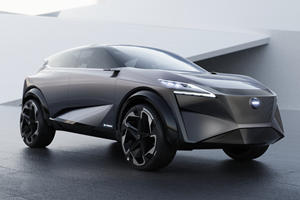 Introducing The Electrified Nissan IMq Concept